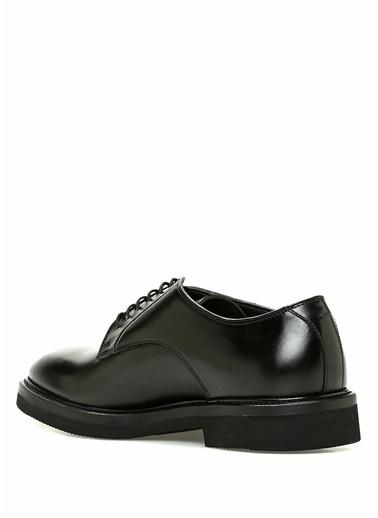 Henderson Deri Ayakkabı Siyah